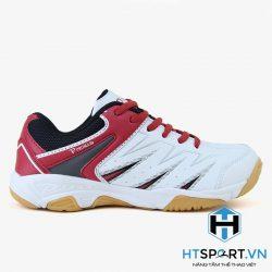 Giày Cầu Lông 17009 Trắng Đỏ