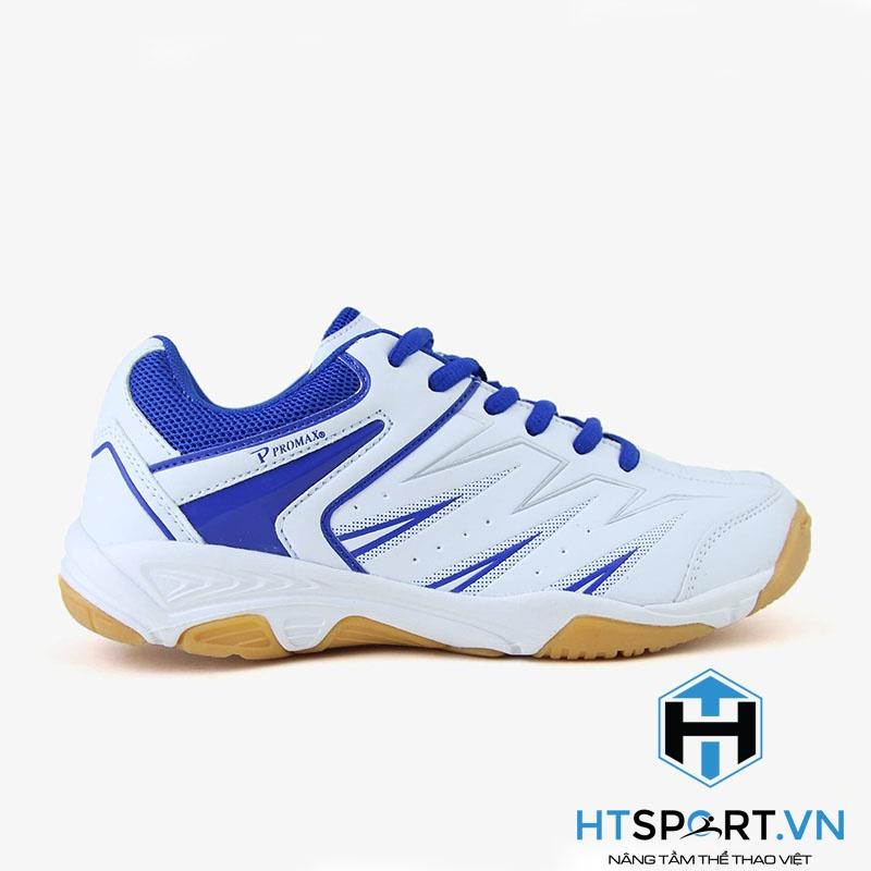 Giày Cầu Lông Promax 17009 Trắng Xanh
