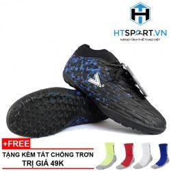 Giày Đá Bóng Mitre 170501 Tf Đen Xanh