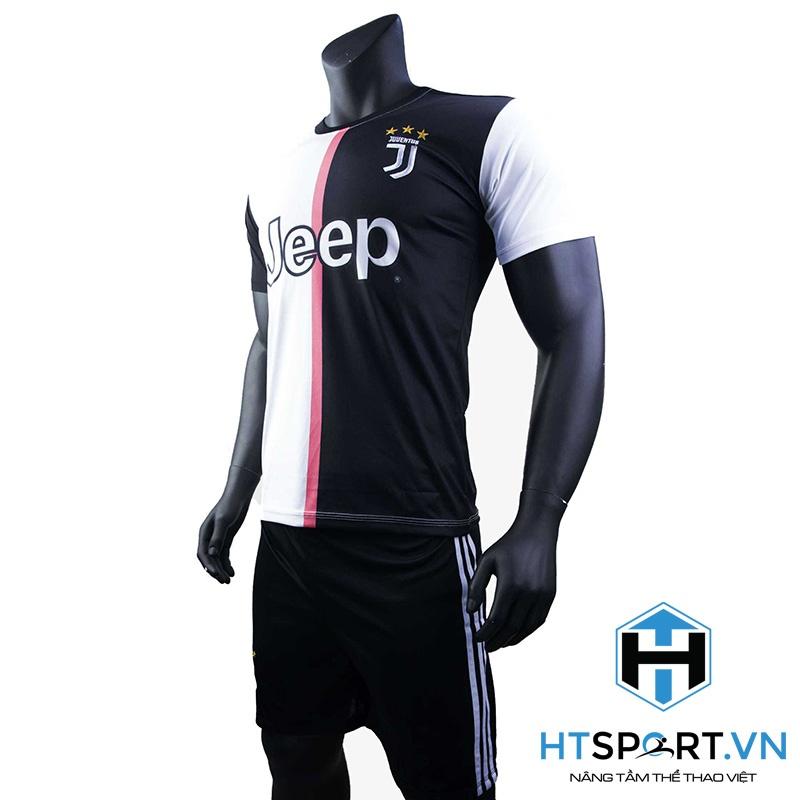 Quần Áo Juventus Đen Trắng