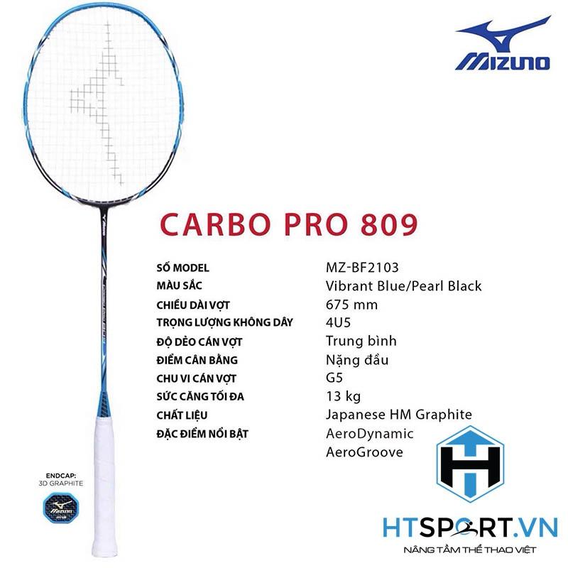 Vợt Cầu Lông Carbo Pro 809