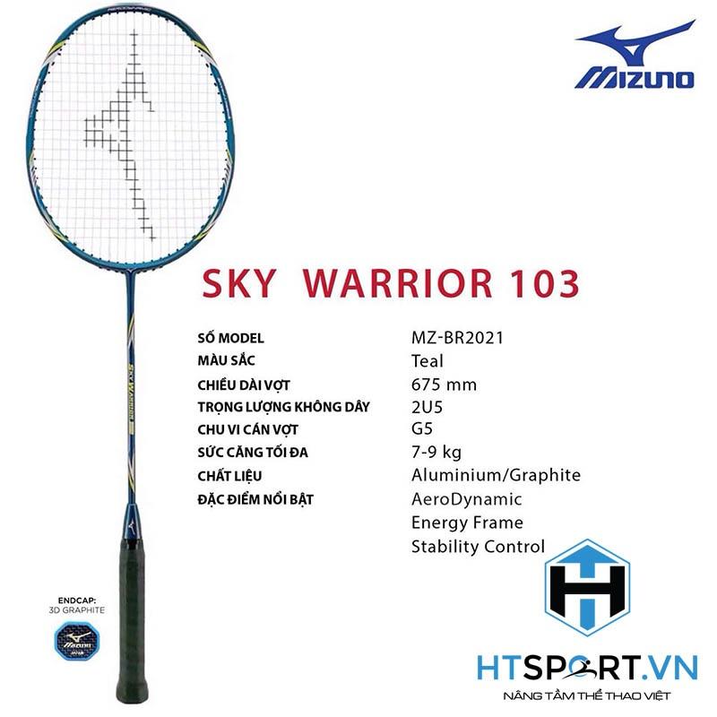 Vợt Cầu Lông Sky Warrior 103