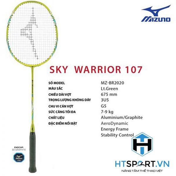 Vợt Cầu Lông Sky Warrior 107