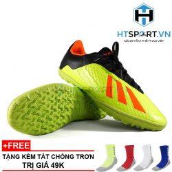 Giày Bóng Đá Wika Xp Tf Dạ Quang