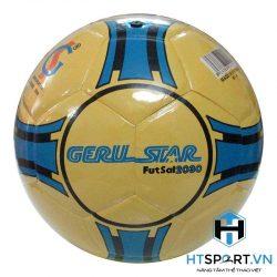 Quả Bóng Đá Geru Futsal 2030 Vàng (dán)