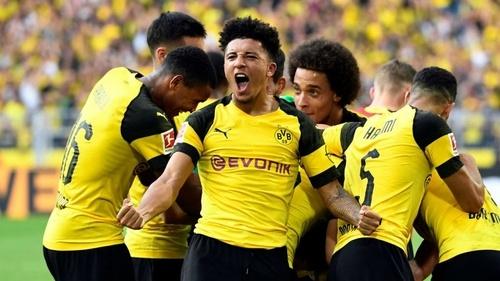 13. Clb Dortmund 2