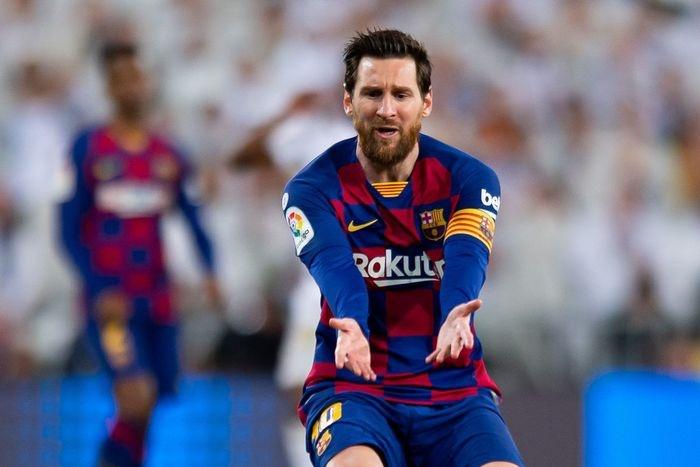 3 Lionel Messi