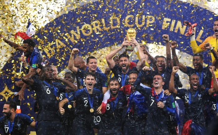 3 World Cup