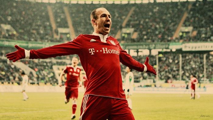 7 Arjen Robben