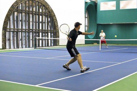 Dịch Vụ Thi Công Sân Tennis ảnh Bìa