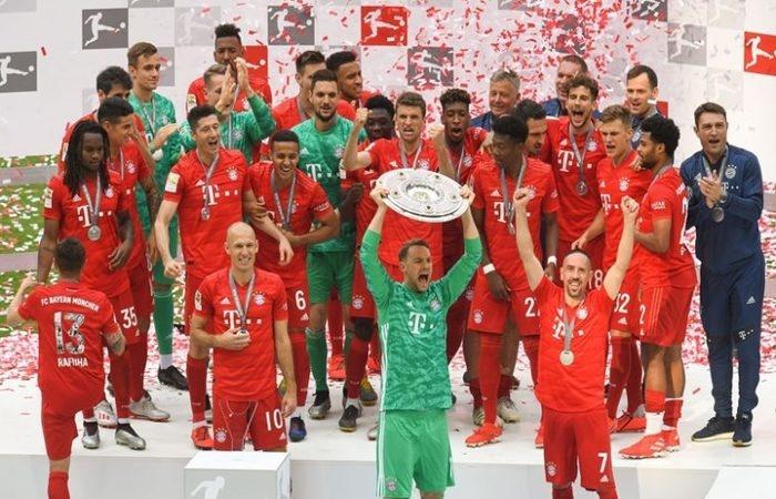 1 Bundesliga La Giai Gi