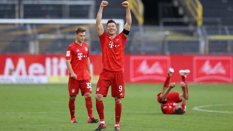 ảnh Bìa Bayern Munich