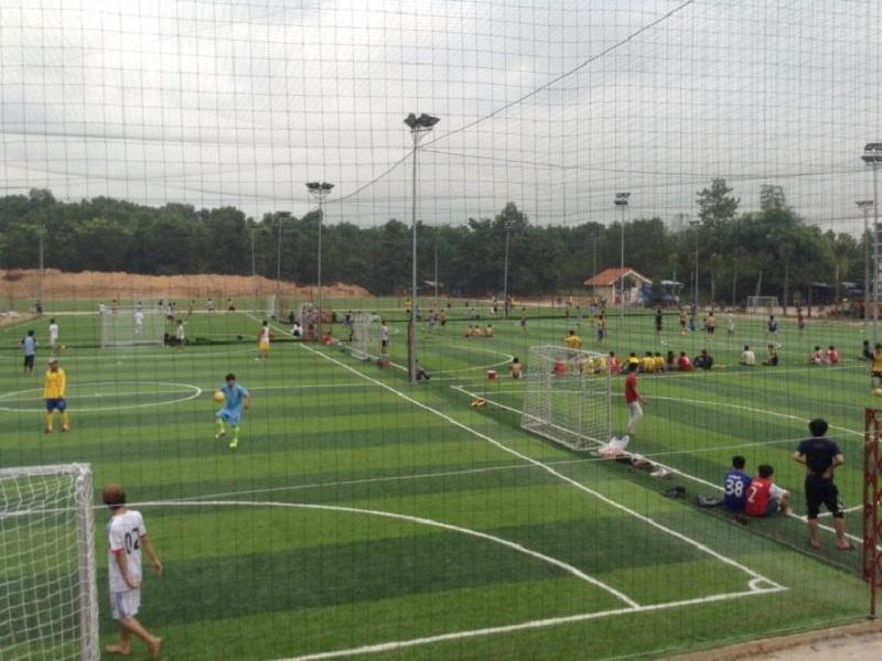 Danh Sách Sân Bóng ở Quận Phú Nhuận