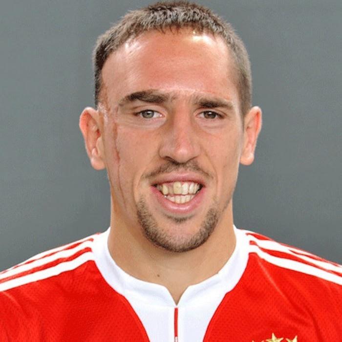 Cau Thu Frank Ribery