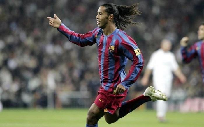 Cau Thu Ronaldinho