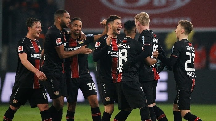 Clb Bayer Leverkusen 1