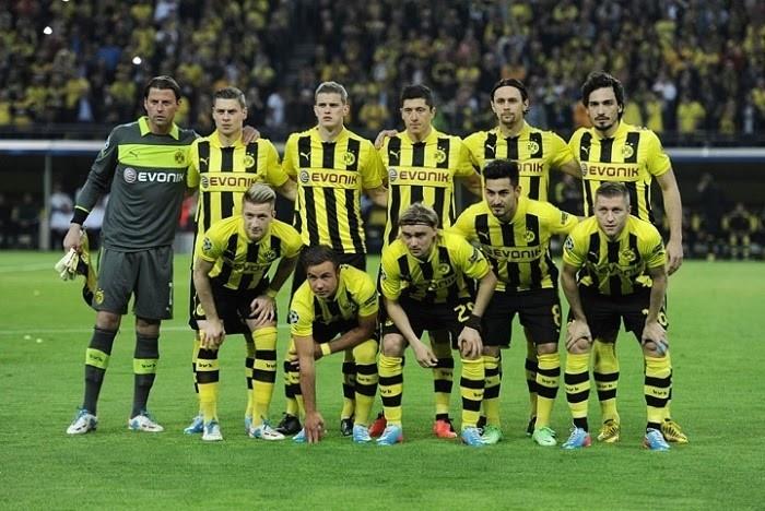Clb Borussia Dortmund 1