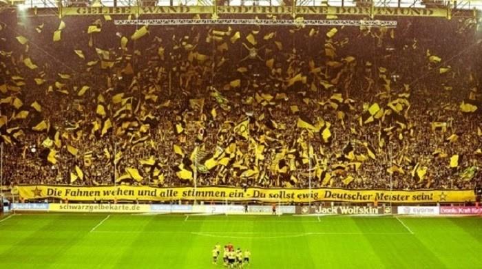 Co Dong Vien Borussia Dortmund
