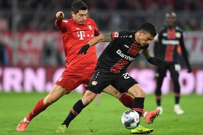 Co Dong Vien Clb Bayer Leverkusen