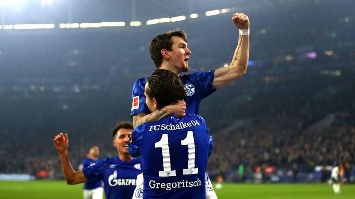 Doi Hinh Clb Schalke 04