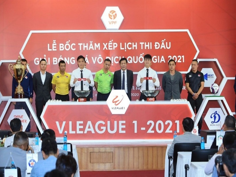 Giải V League Duoc Khoi Tranh Tu Som 3