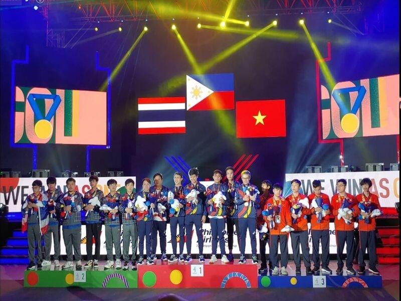 The Thao Dien Tu Co Mat Trong Danh Sach Thi Dau Gianh Huy Chuong 3