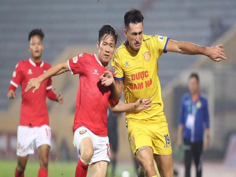 The Thuc Thi Dau Tai Lich Su Giai V League 2