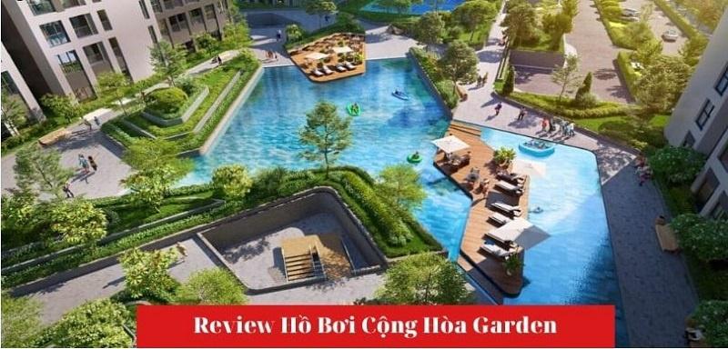 danh sách hồ bơi Tân Bình
