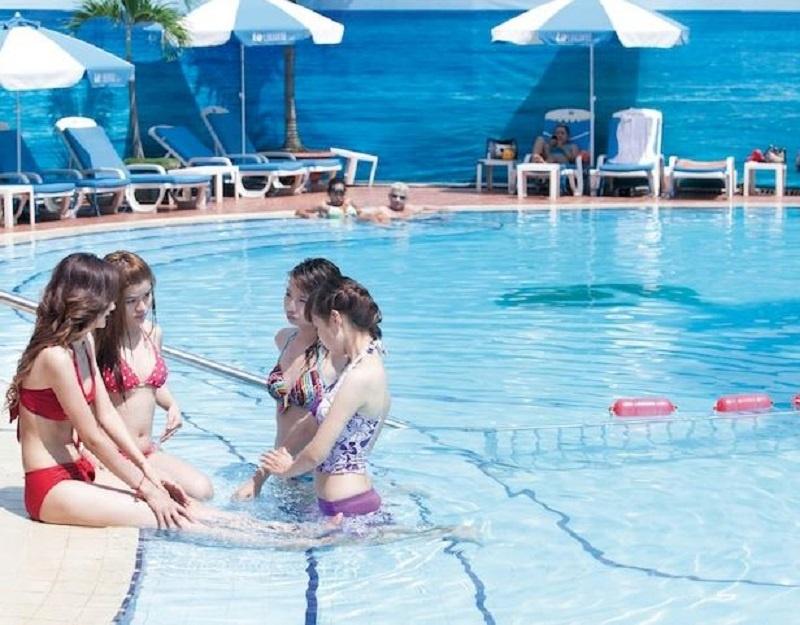Review hồ bơi Fosco