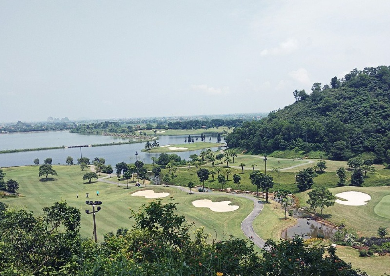 Sân Hoàng Gia Golf (Ninh Bình)