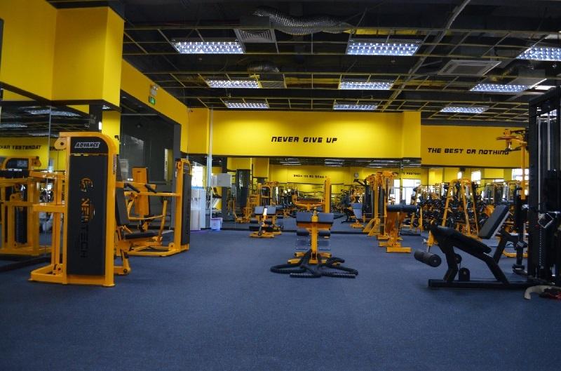 phòng Gym quận Tân Bình