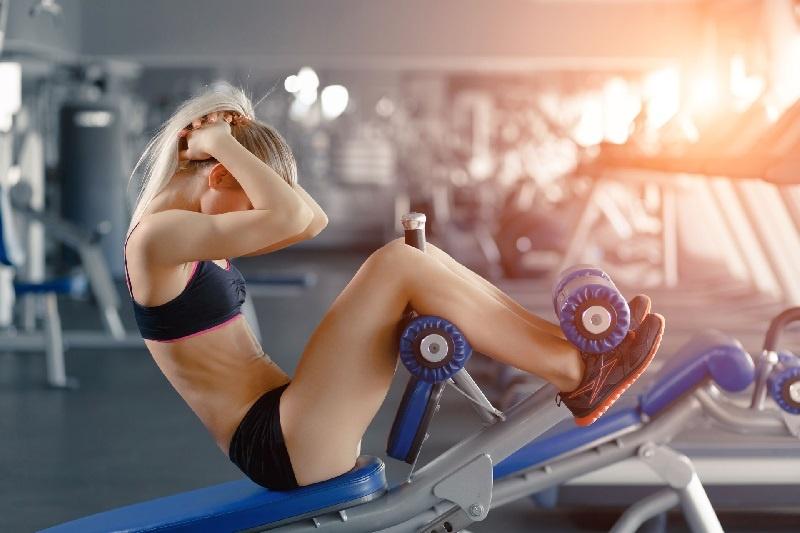Phòng tập Gym đảm bảo số máy tập phù hợp và sắp xếp Logic