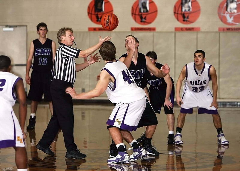 các lỗi phạt trong bóng rổ