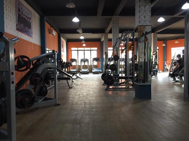 Review phòng tập Titan gym Quận 6