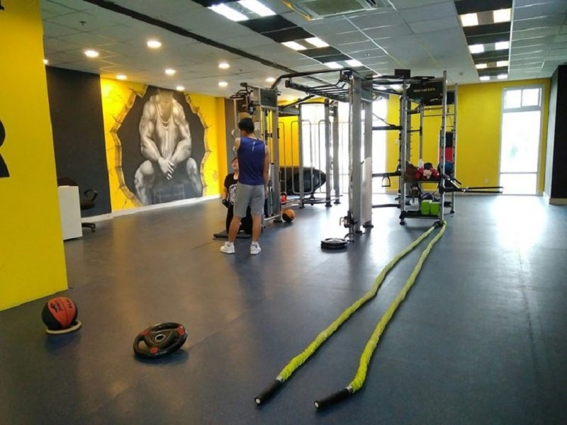 P Gym & Yoga nơi tập luyện được nhiều người review tại Quận 5