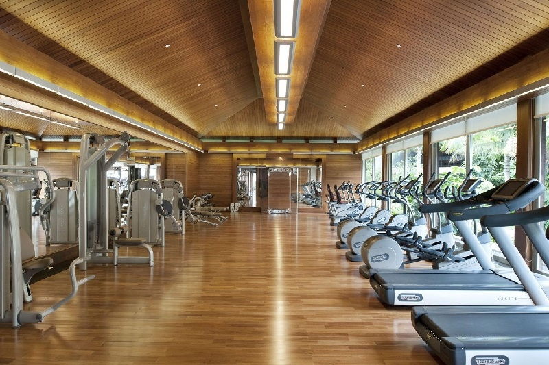 Dịch vụ thi công phòng Gym