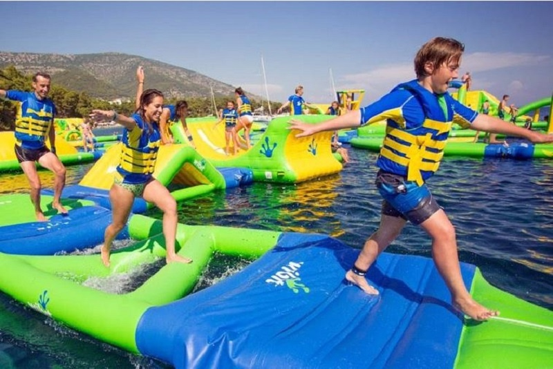 10 môn thể thao dưới nước