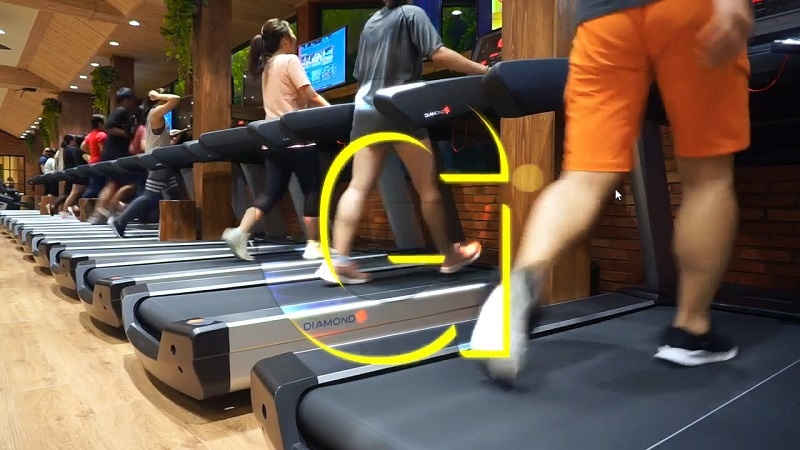 Review phòng tập Golden Gym