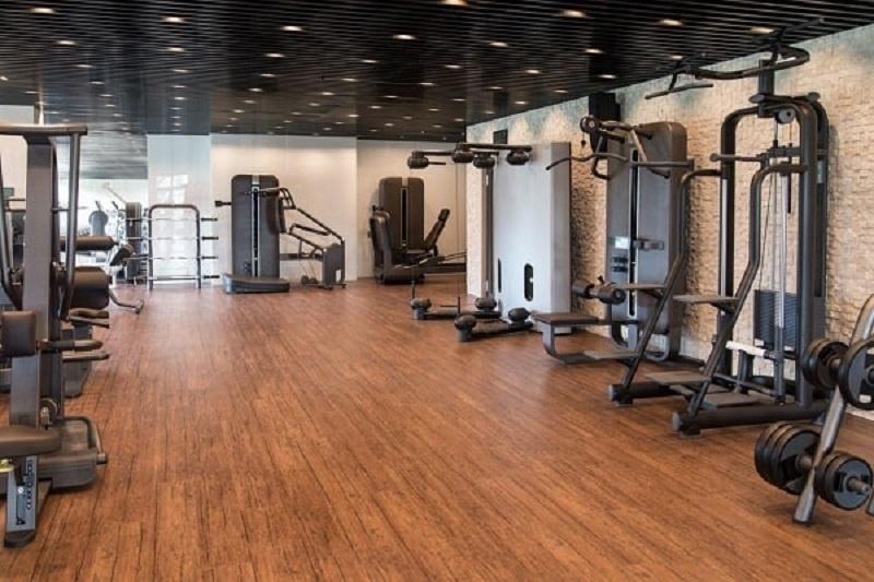 Phòng tập Gold Gym Quận 8 sở hữu không gian lý tưởng