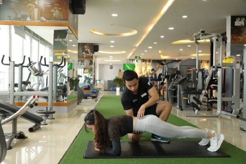 Oriental Fitness cũng là một gợi ý