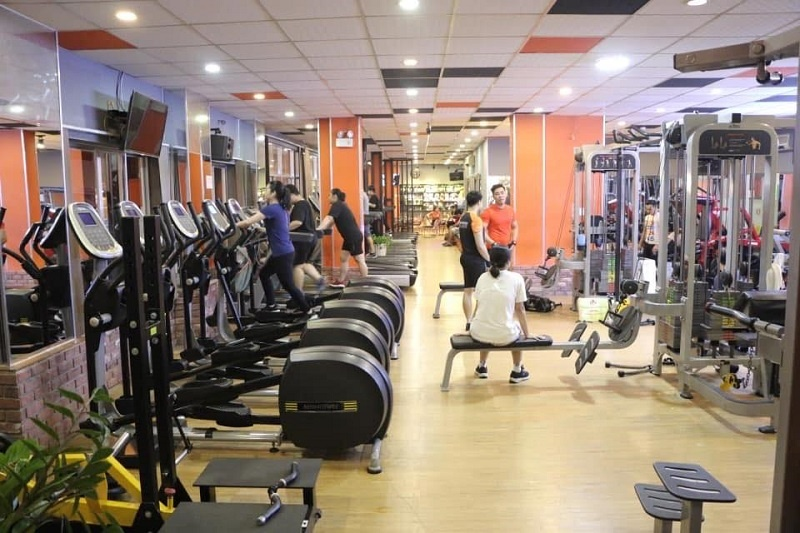 Review phòng tập gym Dạ Nam