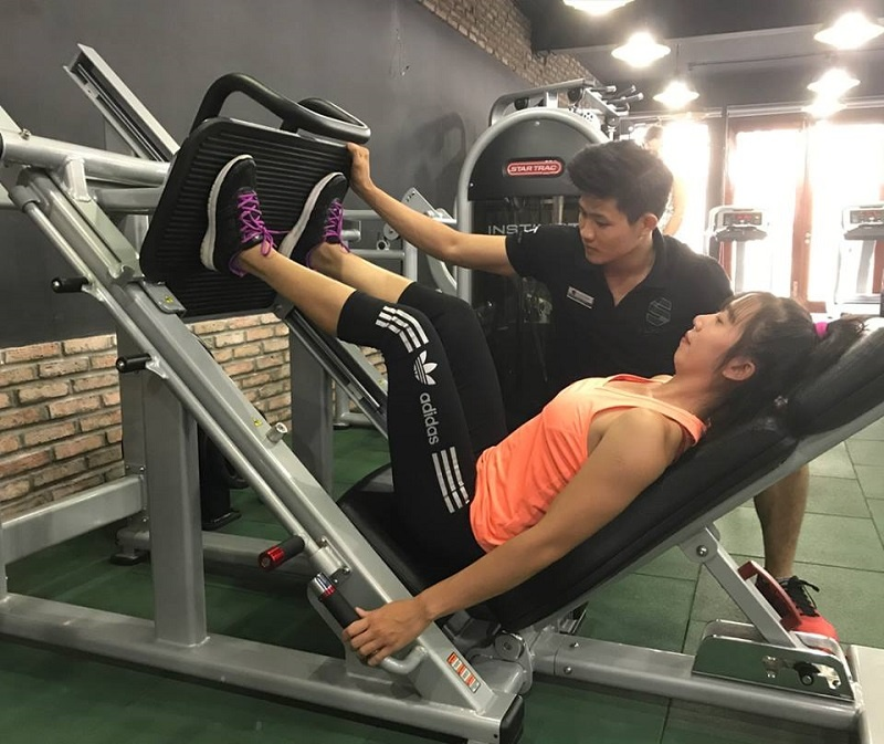 Review phòng tập Life Gym Fitness