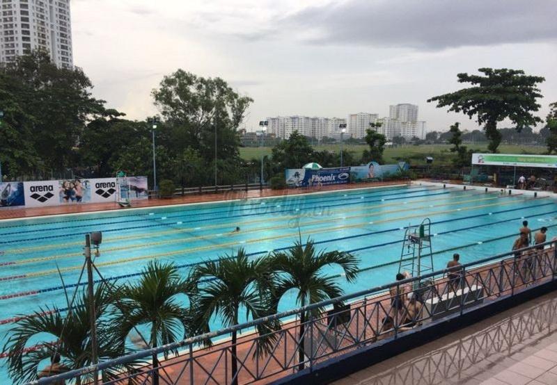 Review hồ bơi Lý Thường Kiệt