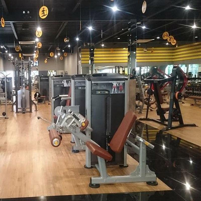 Phòng tập Advance fitness & Gym phong cách Châu Âu