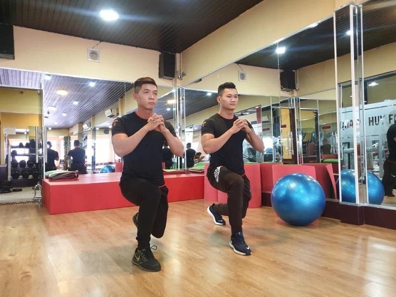 Câu Lạc Bộ Gym Quang Huy- Quận 5