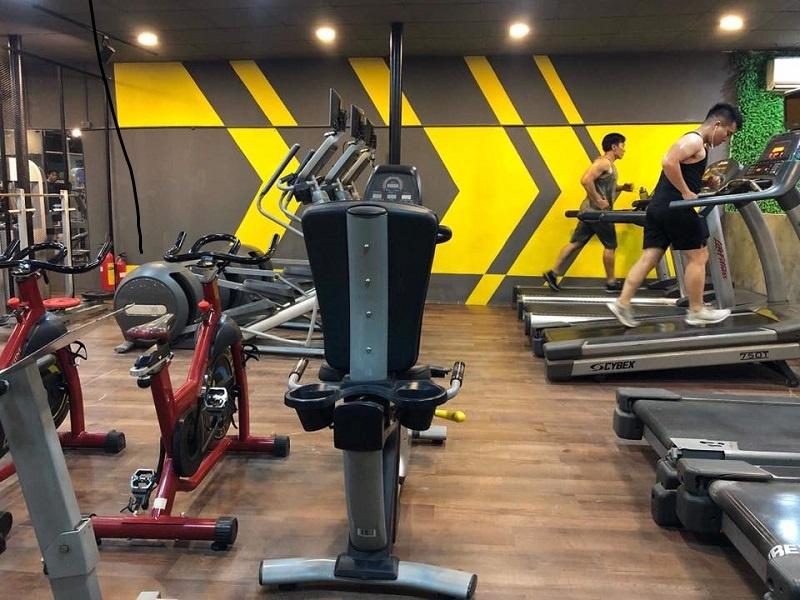 Phòng tập Gam gym Quận 8