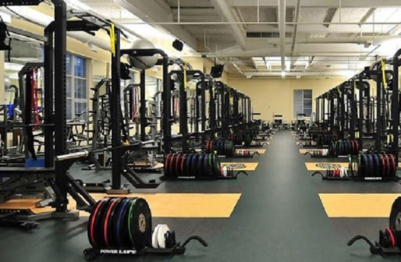 Phòng gym Vạn Lực