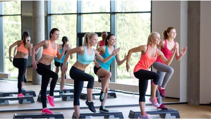 Aerobic giảm cân đốt mỡ