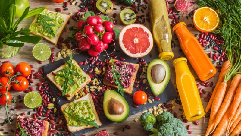 Ăn gì để giảm mỡ bụng