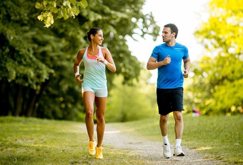 Chạy bộ có tác dụng gì